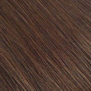 Halo Hair Extensions - Dark Chocolate Brown #2