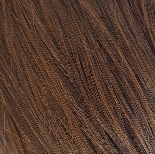 Ponytail Extensions - Medium Brown #4