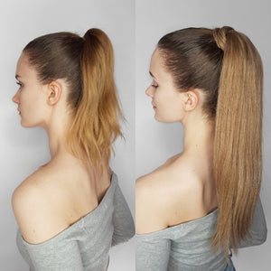 Ponytail Extensions - Dirty Blonde #16