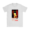 Together Christmas Is A Little Cozier Snoopy Charlie Brown The Peanuts Movie Shirts-T-shirt-Gildan Womens T-Shirt-White-S-Geek Mundo Store