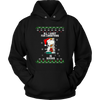 All I Want For Christmas Is Books Snoopy The Peanuts Movie Sweatshirt-T-shirt-Unisex Hoodie-Black-S-Geek Mundo Store