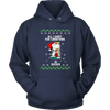 All I Want For Christmas Is Books Snoopy The Peanuts Movie Sweatshirt-T-shirt-Unisex Hoodie-Navy-S-Geek Mundo Store