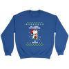 All I Want For Christmas Is Books Snoopy The Peanuts Movie Sweatshirt-T-shirt-Crewneck Sweatshirt-Royal-S-Geek Mundo Store