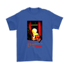 Together Christmas Is A Little Cozier Snoopy Charlie Brown The Peanuts Movie Shirts-T-shirt-Gildan Mens T-Shirt-Royal Blue-S-Geek Mundo Store