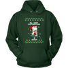All I Want For Christmas Is Books Snoopy The Peanuts Movie Sweatshirt-T-shirt-Unisex Hoodie-Dark Green-S-Geek Mundo Store