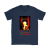 Together Christmas Is A Little Cozier Snoopy Charlie Brown The Peanuts Movie Shirts-T-shirt-Gildan Womens T-Shirt-Navy-S-Geek Mundo Store