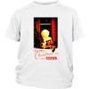 Together Christmas Is A Little Cozier Snoopy Charlie Brown The Peanuts Movie Shirts-T-shirt-District Youth Shirt-White-XS-Geek Mundo Store