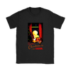 Together Christmas Is A Little Cozier Snoopy Charlie Brown The Peanuts Movie Shirts-T-shirt-Gildan Womens T-Shirt-Black-S-Geek Mundo Store