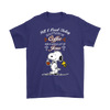 All I Need Today Is A Little Of Coffee Shirts-T-shirt-Gildan Mens T-Shirt-Purple-S-Geek Mundo Store