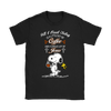 All I Need Today Is A Little Of Coffee Shirts-T-shirt-Gildan Womens T-Shirt-Black-S-Geek Mundo Store