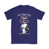 All I Need Today Is A Little Of Coffee Shirts-T-shirt-Gildan Womens T-Shirt-Purple-S-Geek Mundo Store