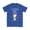 All I Need Today Is A Little Of Coffee Shirts-T-shirt-Gildan Womens T-Shirt-Royal Blue-S-Geek Mundo Store