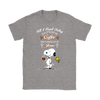 All I Need Today Is A Little Of Coffee Shirts-T-shirt-Gildan Womens T-Shirt-Sport Grey-S-Geek Mundo Store