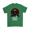Best Dad In The Galaxy Star Wars Family Movies Shirts-T-shirt-Gildan Mens T-Shirt-Irish Green-S-Geek Mundo Store