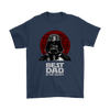Best Dad In The Galaxy Star Wars Family Movies Shirts-T-shirt-Gildan Mens T-Shirt-Navy-S-Geek Mundo Store