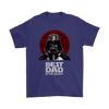 Best Dad In The Galaxy Star Wars Family Movies Shirts-T-shirt-Gildan Mens T-Shirt-Purple-S-Geek Mundo Store