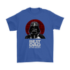 Best Dad In The Galaxy Star Wars Family Movies Shirts-T-shirt-Gildan Mens T-Shirt-Royal Blue-S-Geek Mundo Store