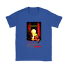 Together Christmas Is A Little Cozier Snoopy Charlie Brown The Peanuts Movie Shirts-T-shirt-Gildan Womens T-Shirt-Royal Blue-S-Geek Mundo Store