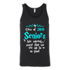 Class Of 2019 Seniors We Solemnly Swear That We Are Up To No Good Harry Potter Shirts-T-shirt-Canvas Unisex Tank-Black-S-Geek Mundo Store