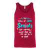 Class Of 2019 Seniors We Solemnly Swear That We Are Up To No Good Harry Potter Shirts-T-shirt-Canvas Unisex Tank-Red-S-Geek Mundo Store