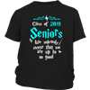 Class Of 2019 Seniors We Solemnly Swear That We Are Up To No Good Harry Potter Shirts-T-shirt-District Youth Shirt-Black-XS-Geek Mundo Store