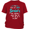 Class Of 2019 Seniors We Solemnly Swear That We Are Up To No Good Harry Potter Shirts-T-shirt-District Youth Shirt-Red-XS-Geek Mundo Store