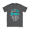 Class Of 2019 Seniors We Solemnly Swear That We Are Up To No Good Harry Potter Shirts-T-shirt-Gildan Womens T-Shirt-Charcoal-S-Geek Mundo Store