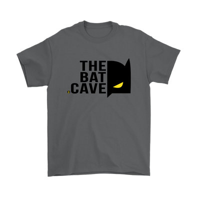 Comic Con - The Bat Cave Batman Shirts-T-shirt-Geek Mundo Store