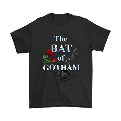 Comic Con - The Bat Of Gotham Exclusive Batman Shirts-T-shirt-Geek Mundo Store