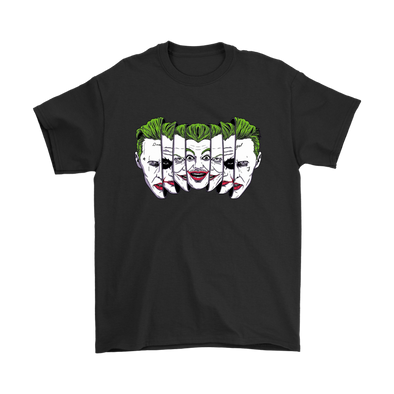 Comic Con - The Joke Has Many Faces Exclusive Joker Comic-Con Shirts-T-shirt-Geek Mundo Store