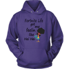 Fortnite – Fortnite Life Got Me Feelin Like Hei Hei Shirts-T-shirt-Unisex Hoodie-Purple-S-Itees Global