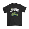 Fortnite – My Bush Is Legendary Shirts-T-shirt-Gildan Mens T-Shirt-Black-S-Geek Mundo Store