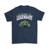 Fortnite – My Bush Is Legendary Shirts-T-shirt-Gildan Mens T-Shirt-Navy-S-Geek Mundo Store