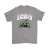 Fortnite – My Bush Is Legendary Shirts-T-shirt-Gildan Mens T-Shirt-Sport Grey-S-Geek Mundo Store