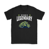 Fortnite – My Bush Is Legendary Shirts-T-shirt-Gildan Womens T-Shirt-Black-S-Geek Mundo Store