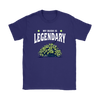 Fortnite – My Bush Is Legendary Shirts-T-shirt-Gildan Womens T-Shirt-Purple-S-Geek Mundo Store