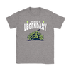 Fortnite – My Bush Is Legendary Shirts-T-shirt-Gildan Womens T-Shirt-Sport Grey-S-Geek Mundo Store