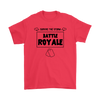 Fortnite - Survive The Storm Battle Royale Shirts-T-shirt-Gildan Mens T-Shirt-Red-S-Geek Mundo Store