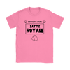 Fortnite - Survive The Storm Battle Royale Shirts-T-shirt-Gildan Womens T-Shirt-Azalea-S-Geek Mundo Store