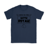Fortnite - Survive The Storm Battle Royale Shirts-T-shirt-Gildan Womens T-Shirt-Navy-S-Geek Mundo Store