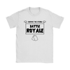 Fortnite - Survive The Storm Battle Royale Shirts-T-shirt-Gildan Womens T-Shirt-White-S-Geek Mundo Store