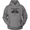 Fortnite - Survive The Storm Battle Royale Shirts-T-shirt-Unisex Hoodie-Grey-S-Geek Mundo Store