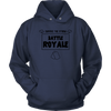 Fortnite - Survive The Storm Battle Royale Shirts-T-shirt-Unisex Hoodie-Navy-S-Geek Mundo Store