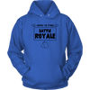 Fortnite - Survive The Storm Battle Royale Shirts-T-shirt-Unisex Hoodie-Royal Blue-S-Geek Mundo Store