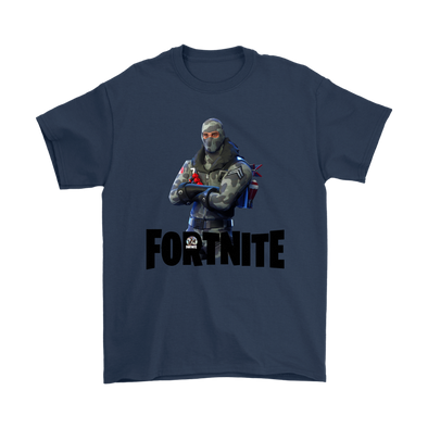 Fortnite – Twitch Prime Shirts-T-shirt-Gildan Mens T-Shirt-Navy-S-Itees Global
