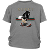 Gucci Darth Vader Mickey Mouse Moana Disney Shirts-T-shirt-District Youth Shirt-Sport Grey-XS-Geek Mundo Store