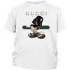 Gucci Darth Vader Mickey Mouse Moana Disney Shirts-T-shirt-District Youth Shirt-White-XS-Geek Mundo Store