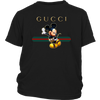 Official Happy Mickey Mouse Disney Shirts-T-shirt-District Youth Shirt-Black-XS-Geek Mundo Store