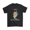 Rick And Morty Old No I'm Vintage Movies Shirts-T-shirt-Geek Mundo Store