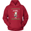 All I Want For Christmas Is Books Snoopy The Peanuts Movie Sweatshirt-T-shirt-Unisex Hoodie-Red-S-Geek Mundo Store